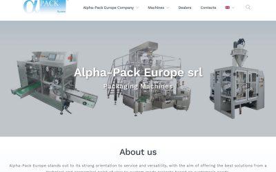Alpha-Pack Europe srl
