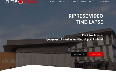 Riprese Video Time-Lapse